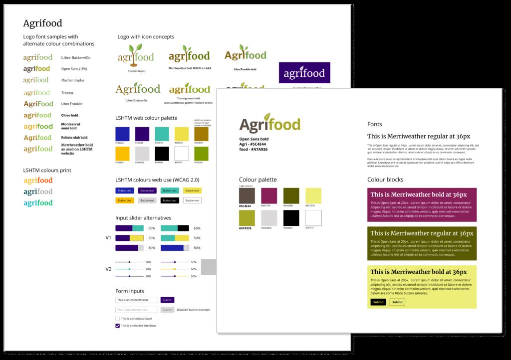 Agrifood screenshots
